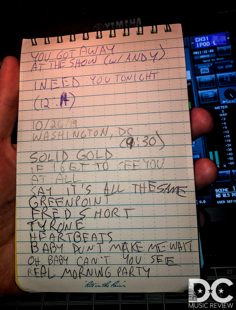 Marco Benevento - Pearl Street Warehouse Setlist