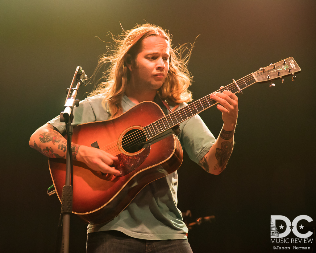 Billy Strings performs at the 9:30 Club