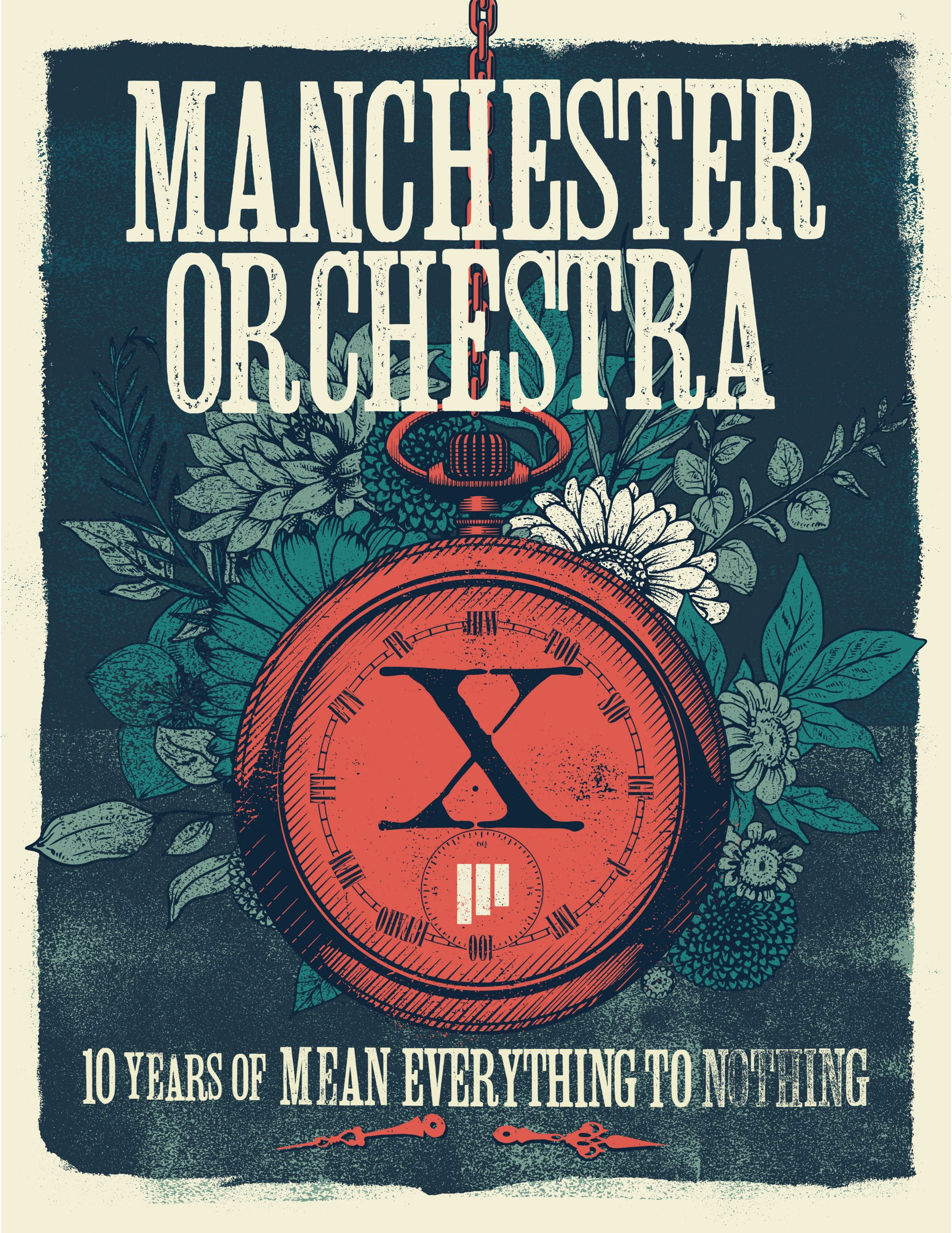 Manchester Orchestra - 10 Years of Meaning Everything To Nothing