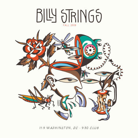 Billy Strings Soundboard Recording at the 9:30 Club on  November 9, 2019