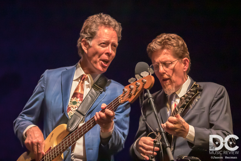 Nick Forrester performs with Hot Rize at The Barns at Wolf Trap