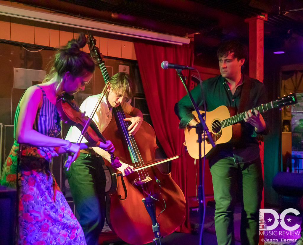 Hawktail performs at Sonbyrd Music House