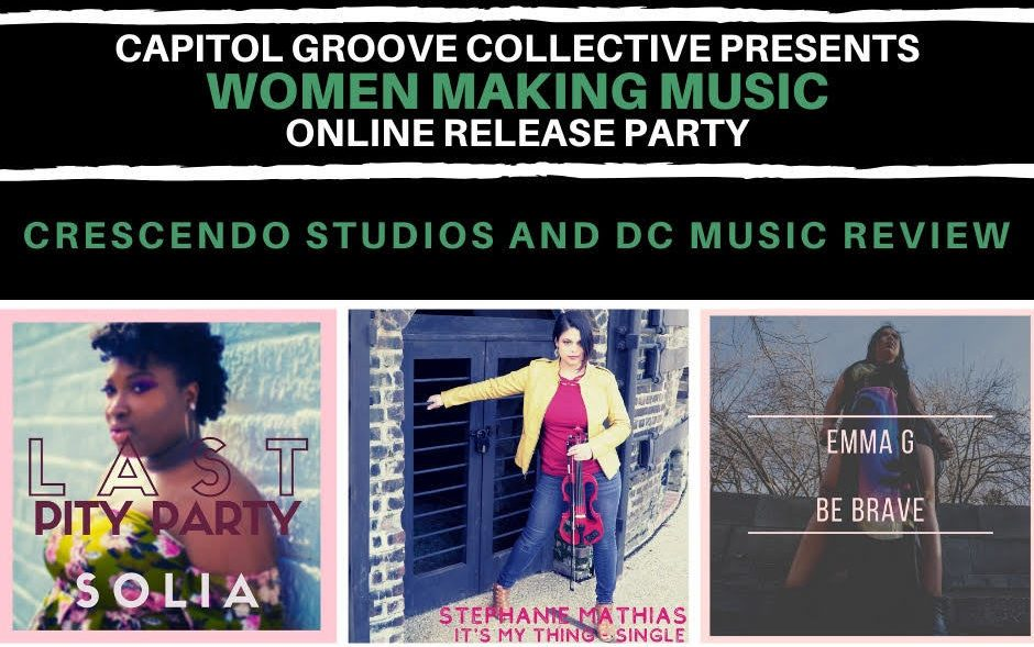 Capitol Groove Collective Presents Women Making Music