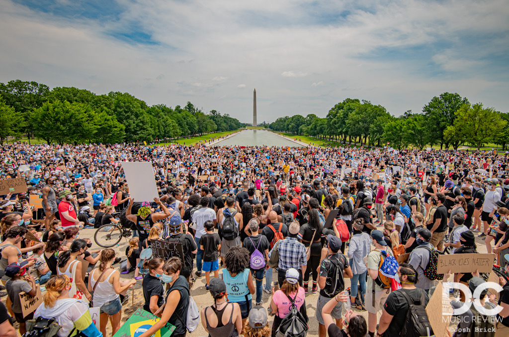 No Justice No Peace - June 6, 2020 March On Washington!