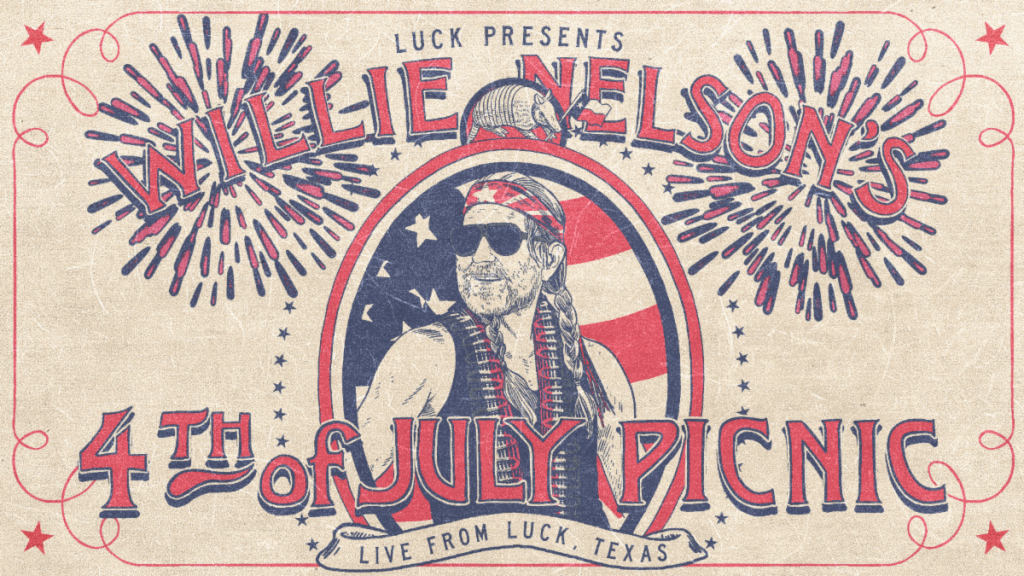 Willy Nelson's 4th of July Picnic