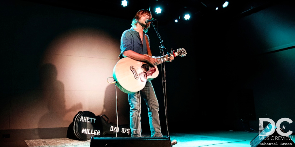 Rhett Miller at The Soundry on Sep. 26, 2018
